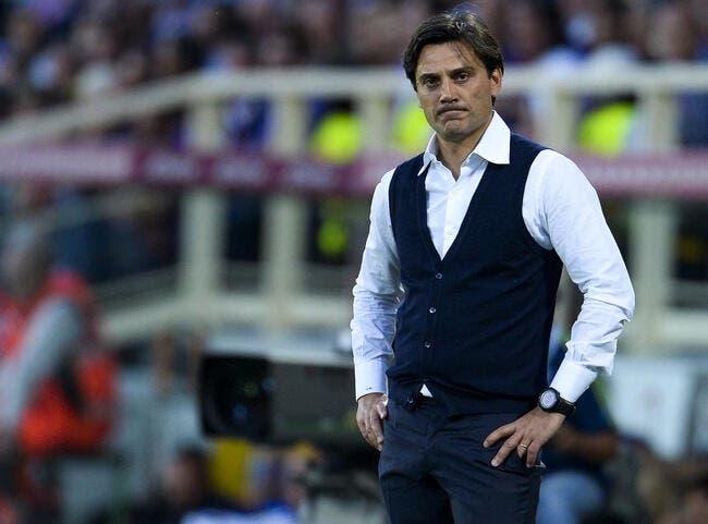 Fiorentina : Montella hésite, et se fait virer