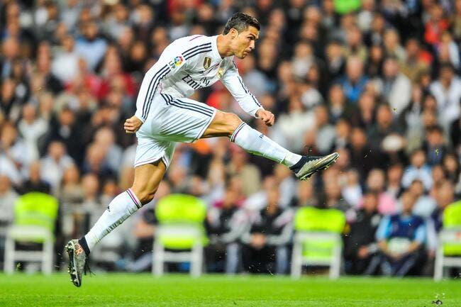Cristiano Ronaldo superstar du cinéma