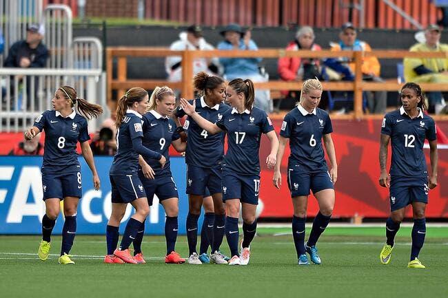 La France démarre bien au Mondial féminin