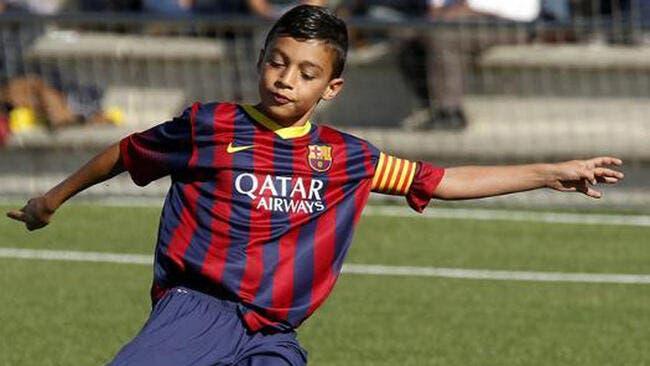 Le PSG a un coup d'avance sur l'OL pour un jeune du Barça