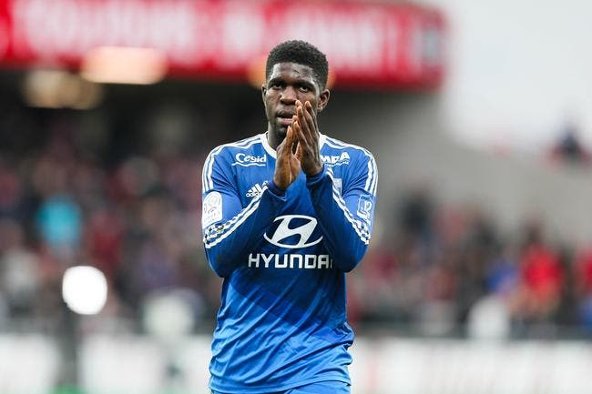 Umtiti pose ses conditions pour prolonger à l'OL