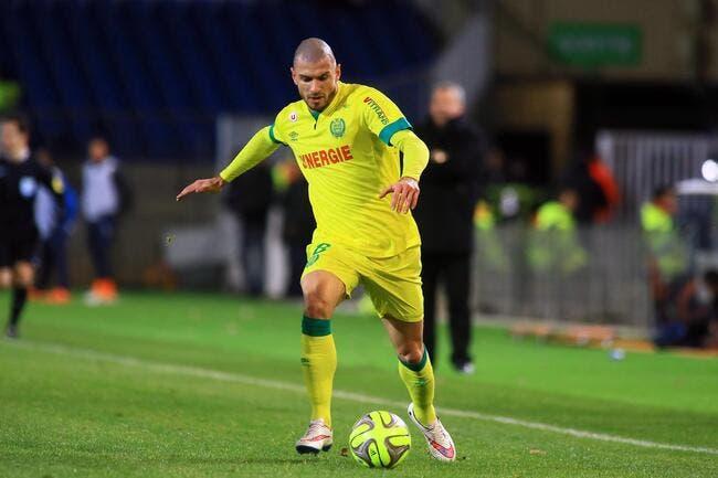 Bessat quitte Nantes et signe à Caen