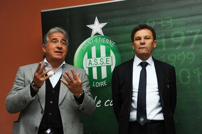 Caiazzo dément mollement l'intérêt de l'ASSE pour Gourcuff