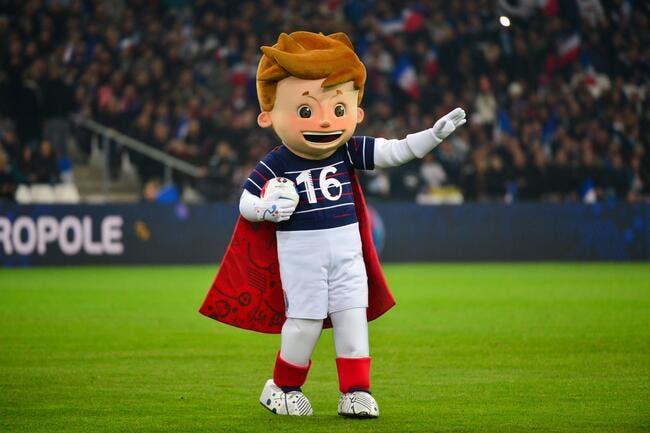 David Guetta aux platines de l'Euro 2016