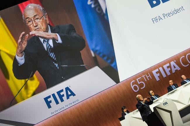 Game over le 16 décembre pour Blatter à la FIFA ?