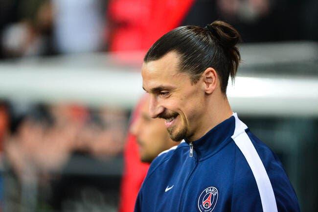 Ibrahimovic aurait demandé à Milan de l'exfiltrer du PSG