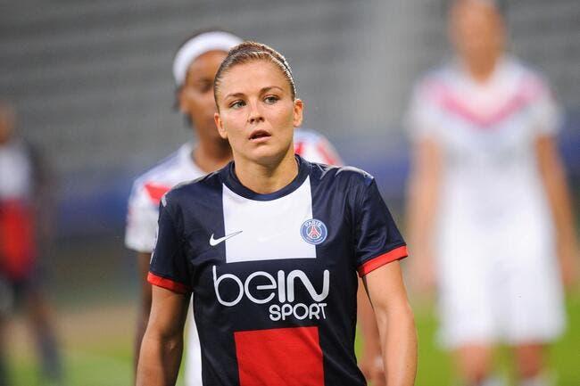 L'OL pourrait s'offrir une star du PSG féminin