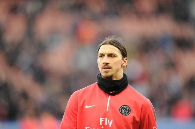 Le PSG accorde un bon de sortie à Ibrahimovic !