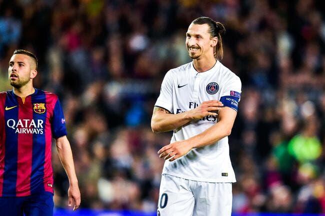 Qu'Ibrahimovic dégage du PSG supplie Riolo