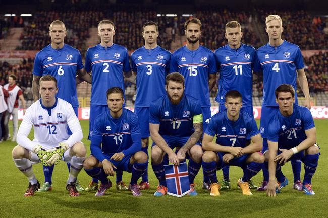 L'Islande fonce vers l'Euro 2016