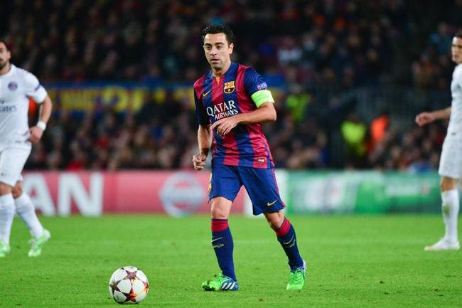 Xavi au PSG, le Barça a mis son veto