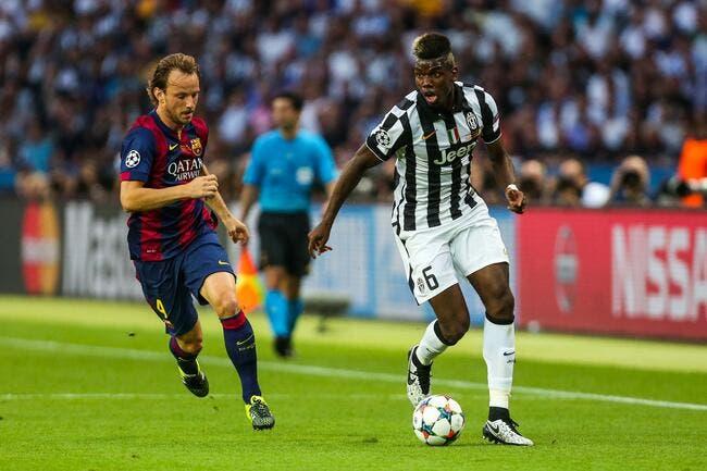 PSG, Barça, Real, City : Pogba, c'est 100 ME tout rond !