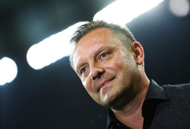 Schalke 04 tient son nouveau coach
