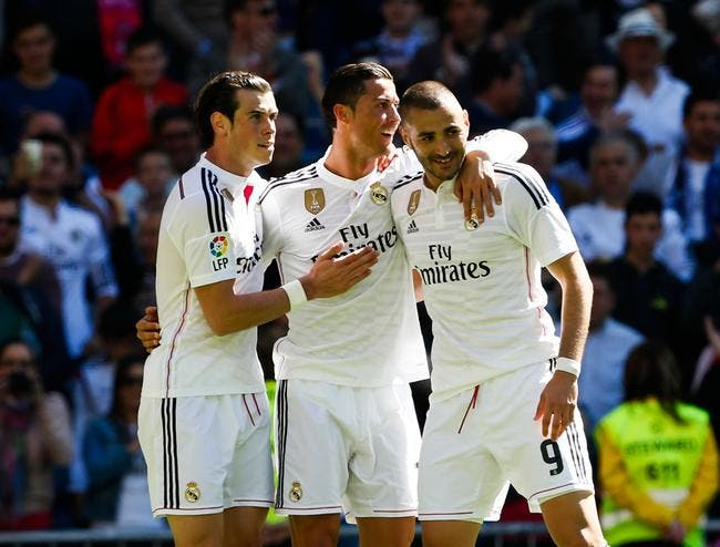 Benitez veut installer la BBC 2.0 au Real Madrid