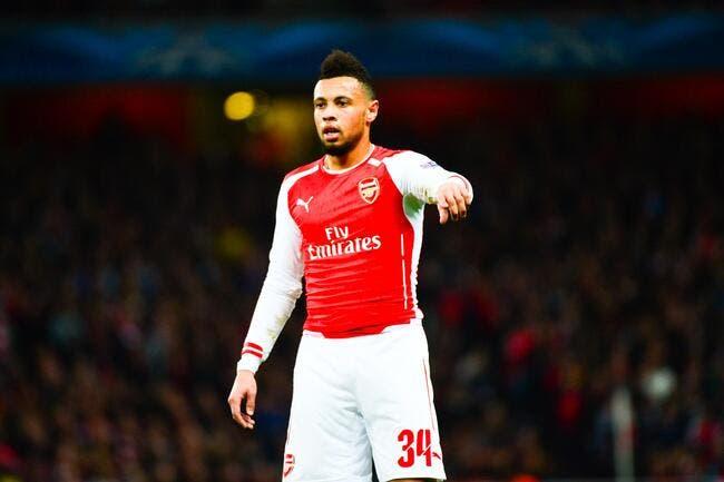 Le PSG prêt à bondir sur un joueur d'Arsenal