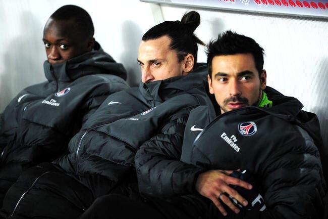 Milan laisse Ibra au PSG, et se tourne vers Lavezzi