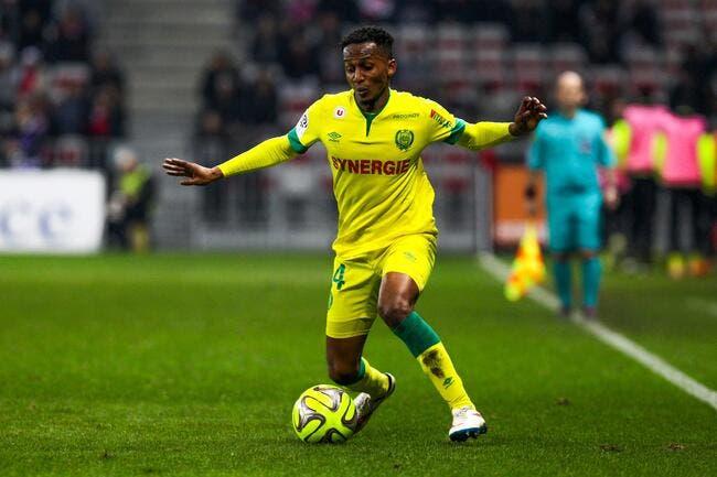 Chaker Alhadhur quitte Nantes pour Caen