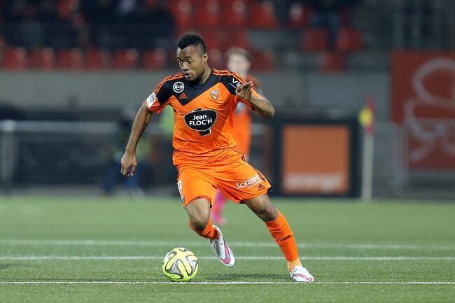 Jordan Ayew veut aller à Lille, Lorient dit non