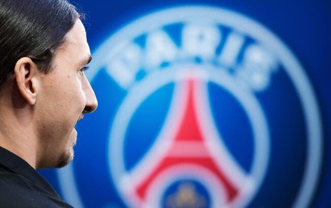 Le PSG en alerte rouge avec Ibrahimovic ?