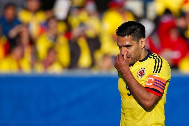 Accord Chelsea-Monaco pour Falcao