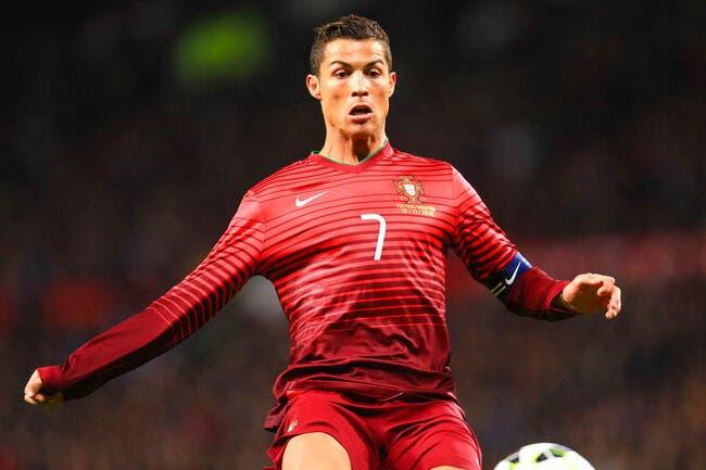 Cristiano Ronaldo coûte 380.000 euros au Portugal
