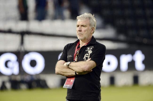 Gerets remplacé par un ancien coach de l'OM à Al-Jazira