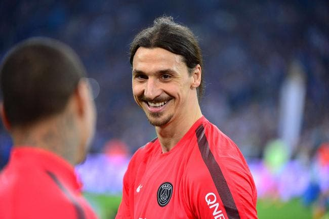 Le PSG ou Milan, Ibrahimovic va nous mettre au parfum