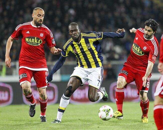 Moussa Sow à l'OL pour 6 ME ?