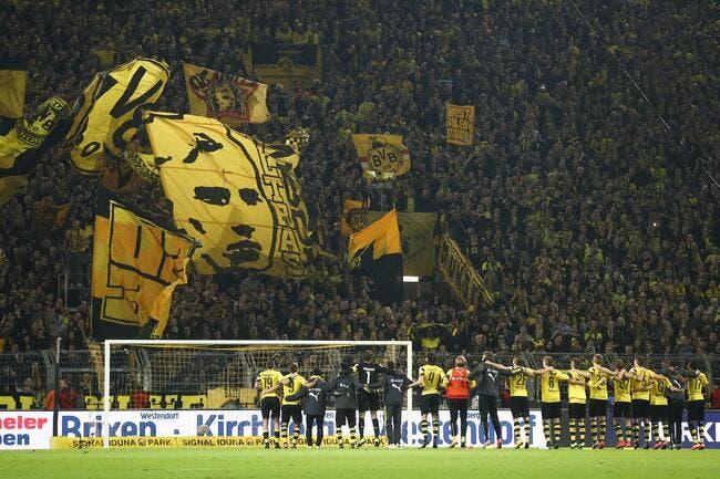 Affluences : Dortmund indétrônable, très loin devant l'OM