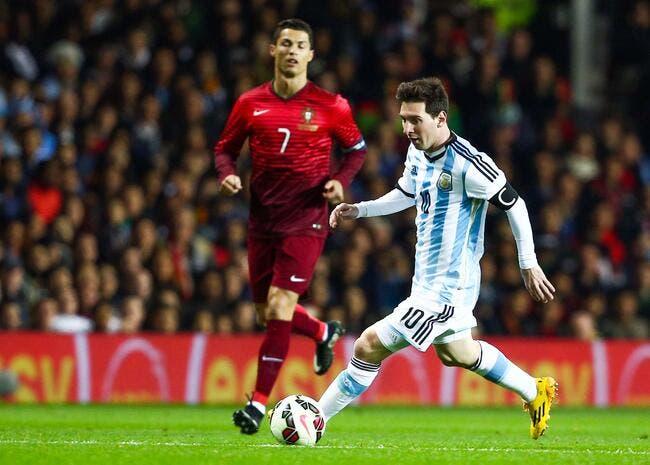 Cristiano Ronaldo, le seul capable de titiller Messi ?