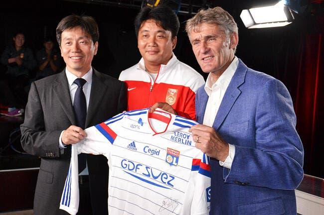 L'OL ouvre Tola Vologe à la Chine
