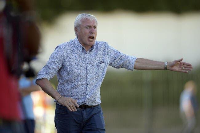 Luis Fernandez exige le départ de Thiriez et Le Graët !