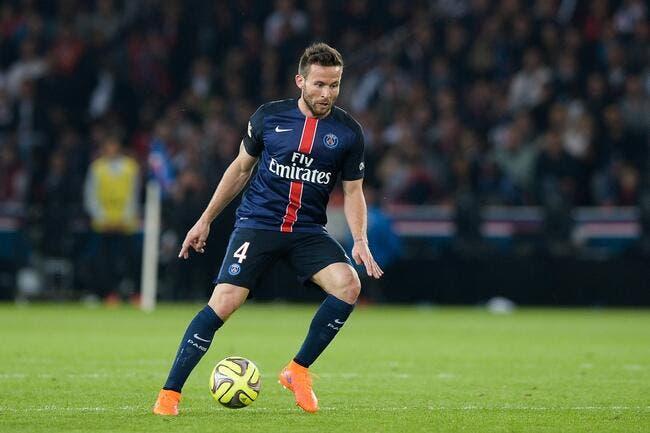 Cabaye a quatre clubs anglais à ses pieds pour l'après-PSG