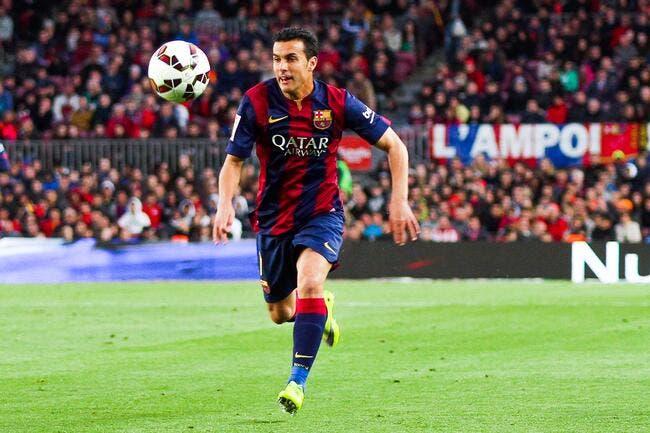 Le Barça prêt à offrir Pedro sur un plateau au PSG ?