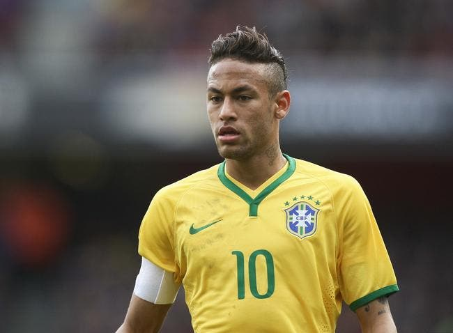 Le Brésil battu, Neymar expulsé !