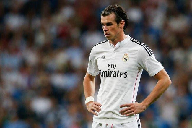 Bale agace le Real Madrid, mais pas Cristiano Ronaldo
