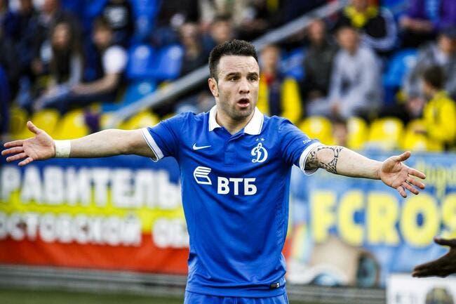Valbuena et le Dynamo Moscou privés d'Europa League