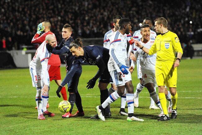Vous n'avez pas oublié le penalty d'OL-PSG ? Dugarry non plus !