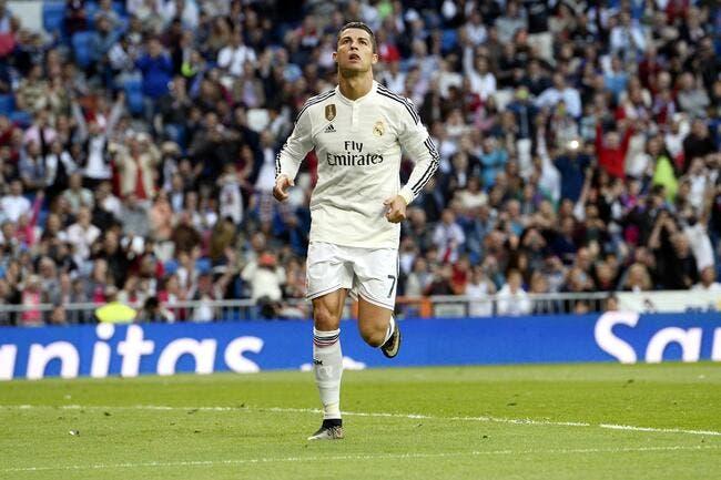 Cristiano Ronaldo au PSG pour 150 ME en 2016, l'Espagne l'annonce