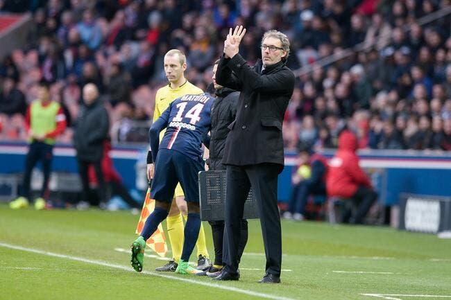 Le PSG a un coach très classe, la preuve