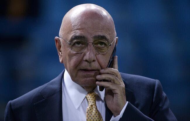 Milan cache mal sa rage après le transfert de Kondogbia à l'Inter
