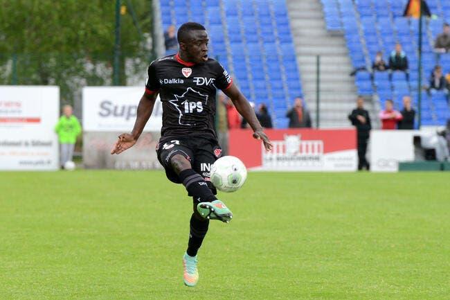 Une première recrue pour Lorient