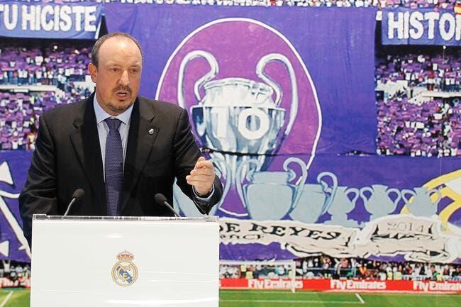 Benitez dévoile la vérité sur Cristiano Ronaldo, Gareth Bale...