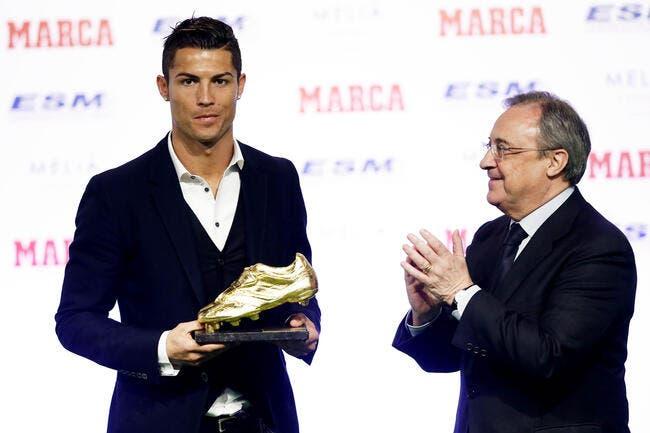 Cristiano Ronaldo est-il fâché avec le patron du Real Madrid ?