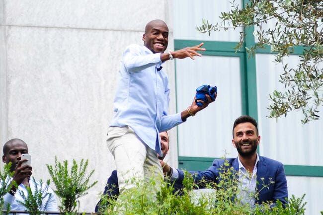 Kondogbia :«On ne peut pas dire non à l'Inter»