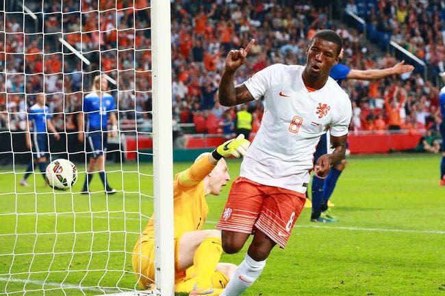 L'OM, Monaco et le PSG sur un international néerlandais