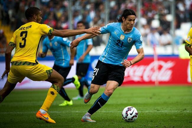 Cavani pourrait quitter la Copa America ce mardi