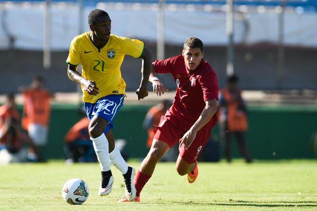 Gerson au PSG, ça sent l'embrouille made in Brésil