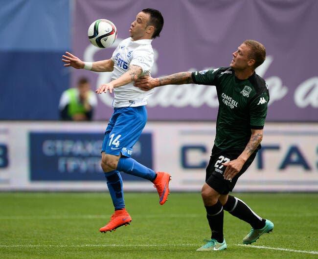 L'UEFA frappe très fort contre le Dynamo Moscou !
