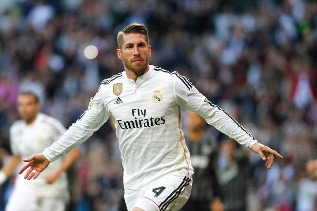 Man Utd offre un deal incroyable à Madrid pour Sergio Ramos